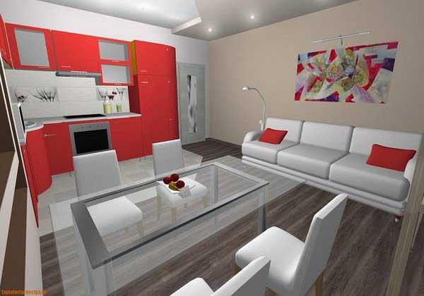 Best 20 Open Plan kitchen living room design ideas
