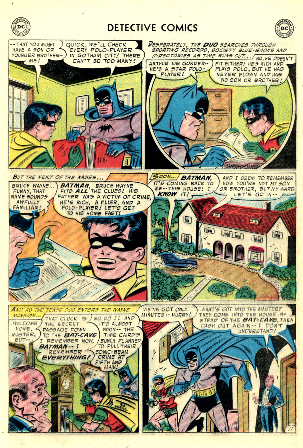 Detective Comics (1937) 234 Page 12