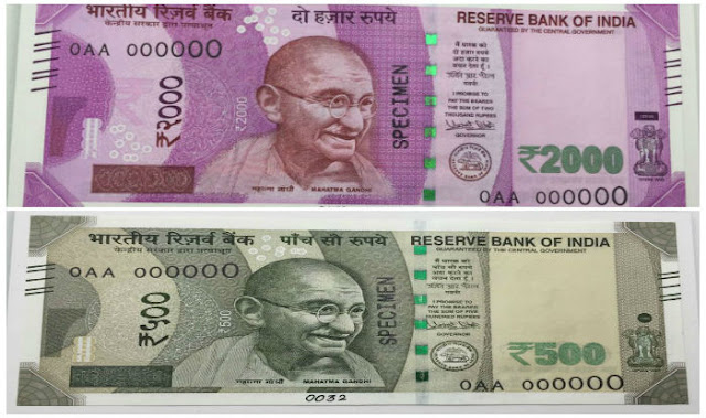 new-500-and-2000-notes-india