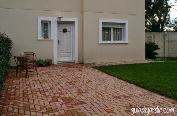 5 opciones de suelos para el jard n y la terraza guia de - Suelos de exterior para jardin ...
