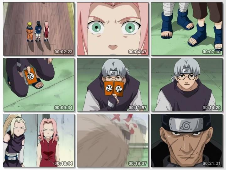 Naruto episode 23