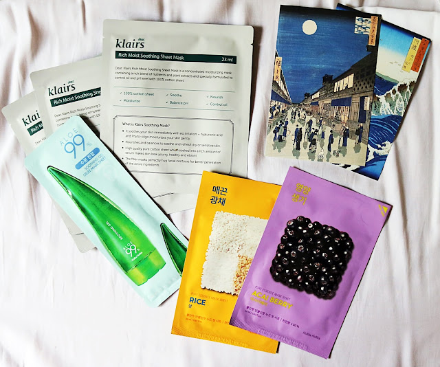 Zakupy kosmetyczne | Clinique, Origins, Rituals, Sephora, Hada Labo, I Want, Ardell, Holika Holika, Klairs, Kontigo
