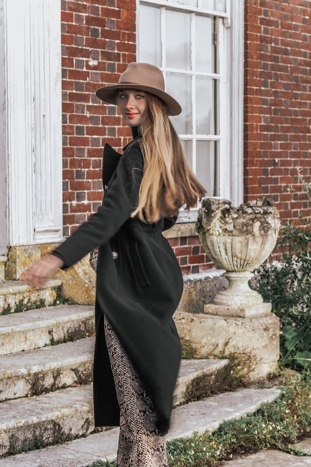 London Luxury Fashion Blog Styling Animal Print