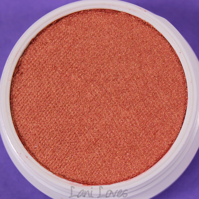 ColourPop Super Shock Cheek - Drop Of A Hat Swatches & Review