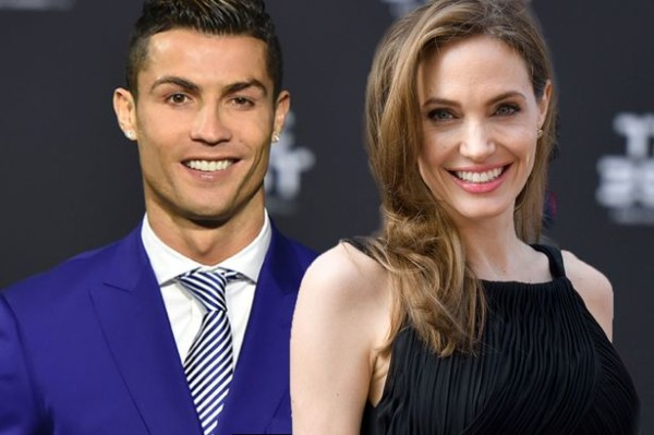 Cristiano (@Cristiano) Ronaldo to star alongside Angelina Jolie in a Turkish TV Drama