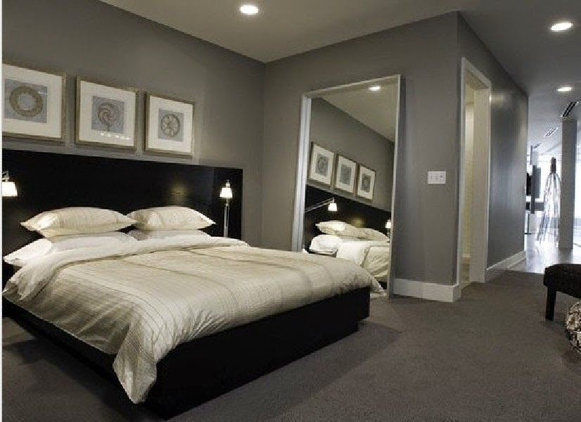 Tips Memilih Warna Cat Untuk Dinding Kamar Tidur - Minel Paint
