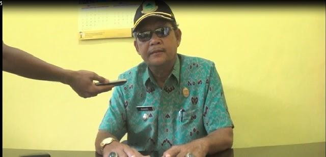 Kepala Desa Sukaharja Bantah Ada Warganya Makan Nasi Aking