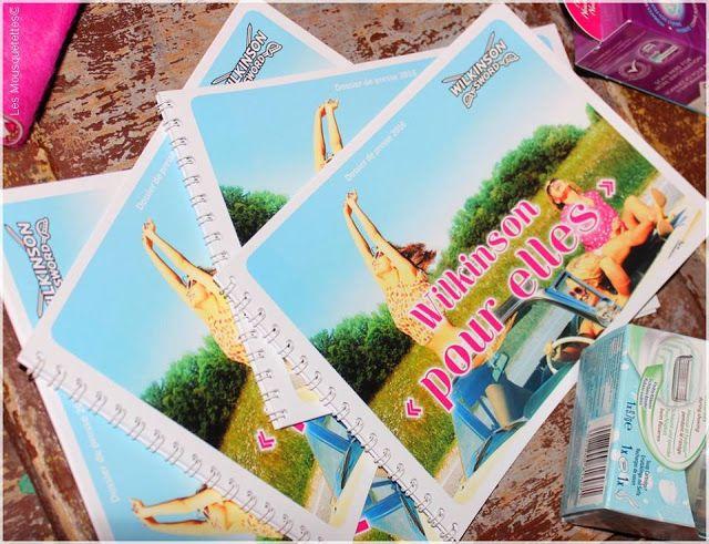 Soirée parisienne Wilkinson pour Elles !! Blog beauté Les Mousquetettes