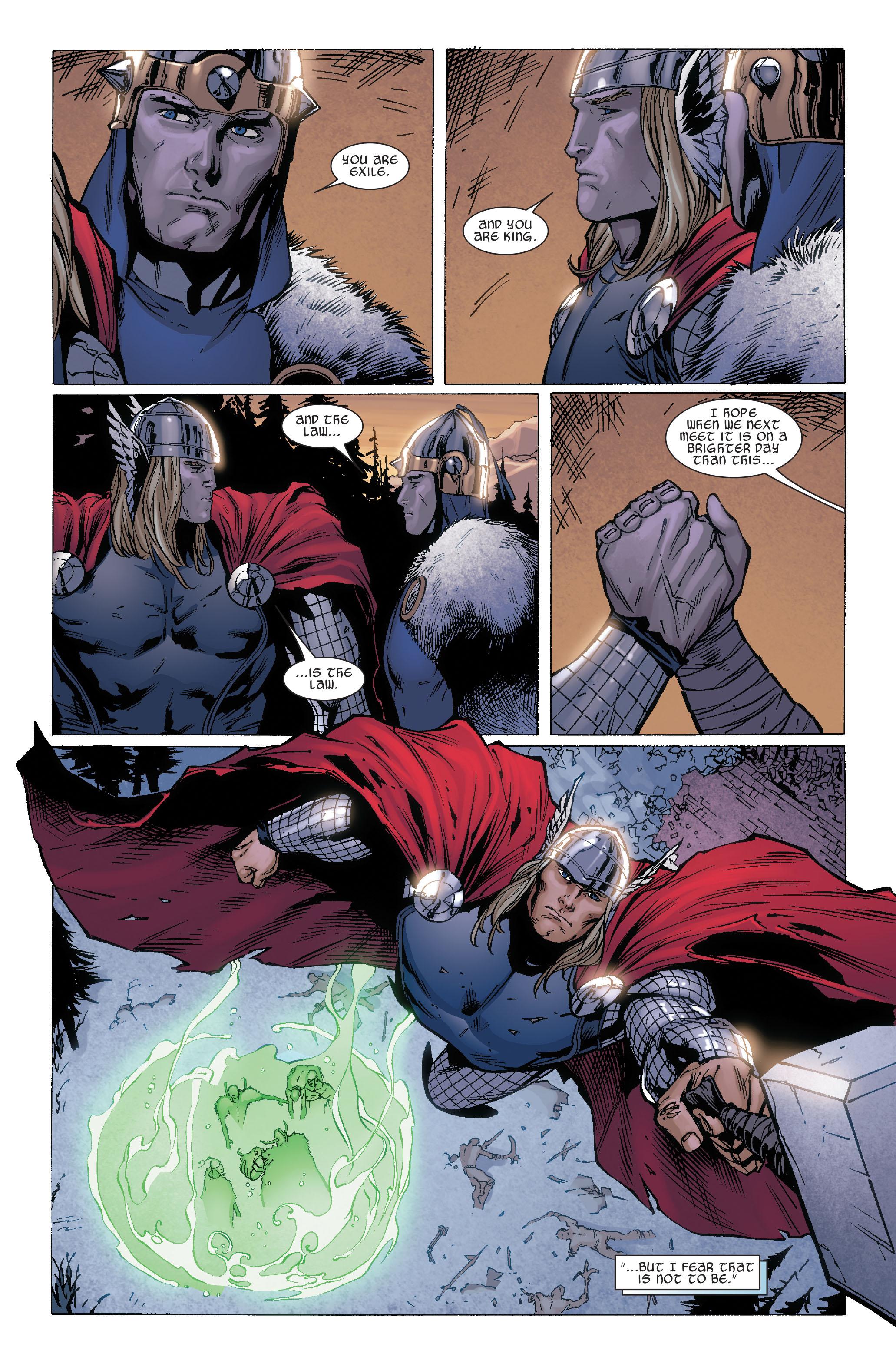 Thor (2007) Issue #606 #19 - English 18
