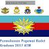 Permohonan Pegawai Kadet Graduan 2017 ATM