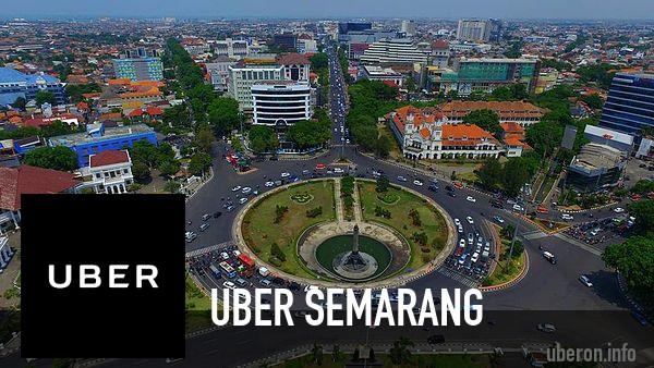 Uber di Semarang