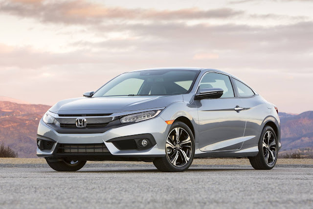 Novo Honda Civic 2017 Coupé
