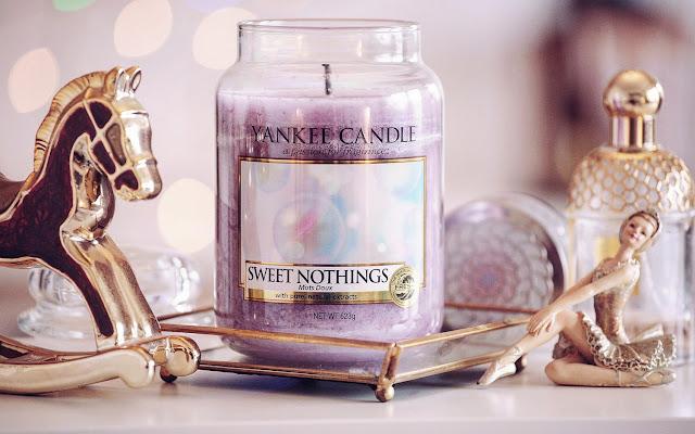 Słodkie, małe nic... Sweet Nothings Yankee Candle - Czytaj więcej »