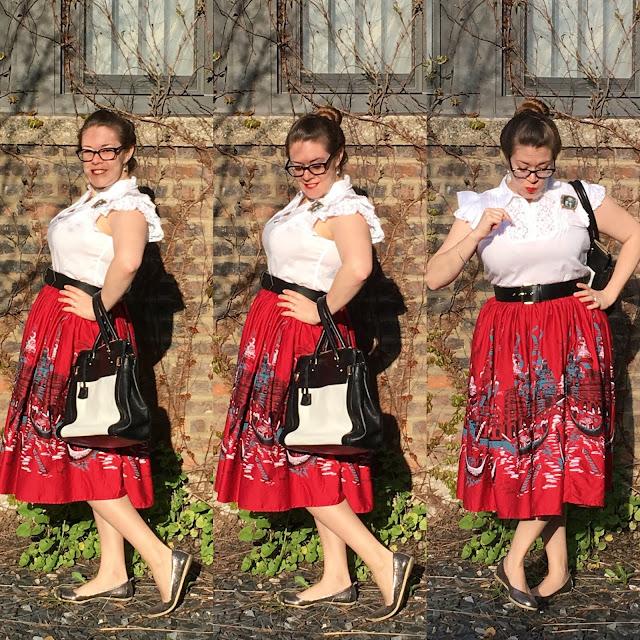 pinup girl clothing italian landscape jenny skirt