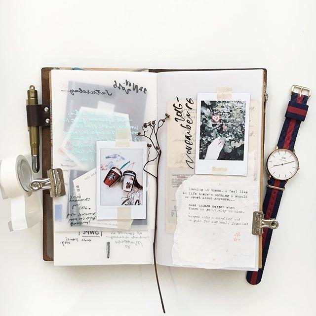 Scrapbook, materiales scrapbook