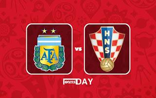 Argentina vs Croatia – Highlights & All Goals