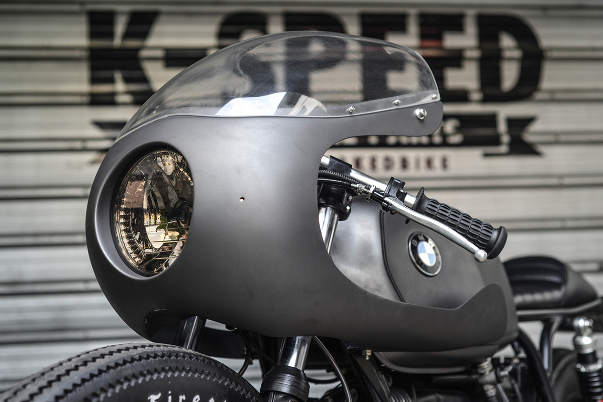 Favorit K-Speed BMW R100 Retro Cafe Racer ~ Return of the Cafe Racers XI08