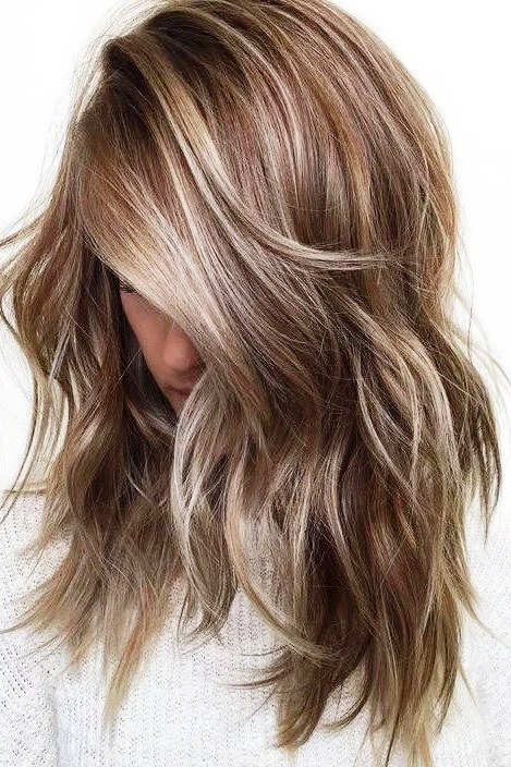 Ash Brown Hair Colors for 2018 - Dark Ash Brown Hair Dye