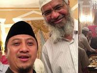 Video Uztaz Yusuf Mansur Suruh Dr Zakir Naik Begini Jadi Viral
