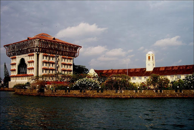 development in kochi