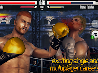 Real Boxing MOD APK + OBB Data New Update 2.3.3 (Full Unlocked + a Lot of Money)