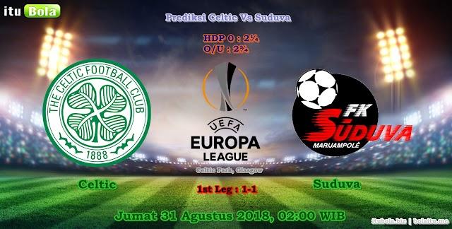 Prediksi Celtic Vs Suduva - ituBola