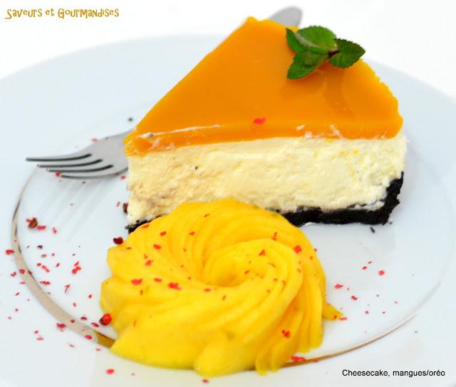 Cheesecake, miroir Soleil.