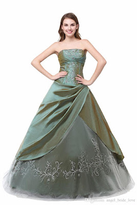 Vestidos de XV años 2018