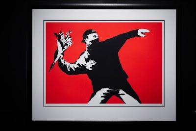 Banksy en Madrid Ifema