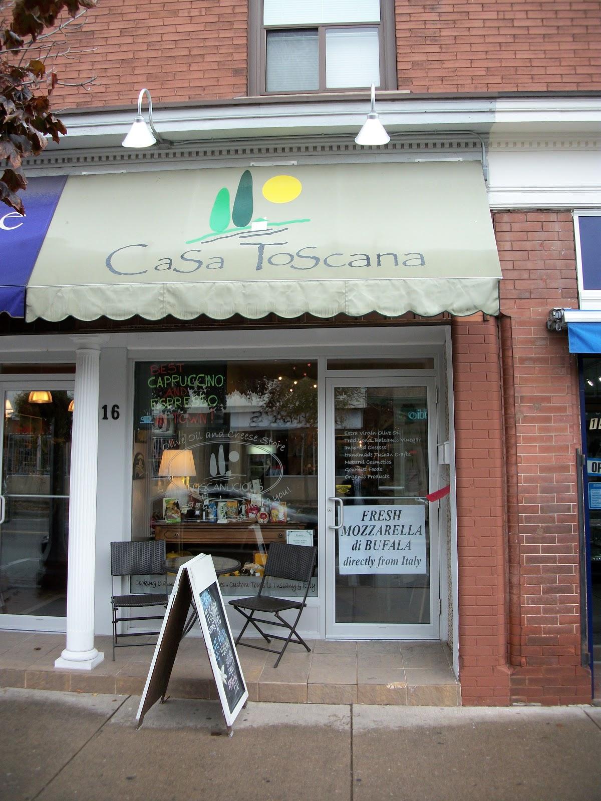 Casa Toscana Grimsby Restaurant