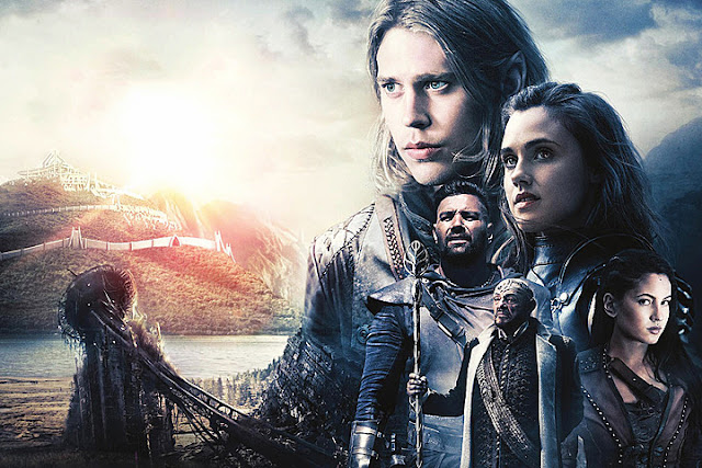 Sessão Netflix | The Shannara Chronicles