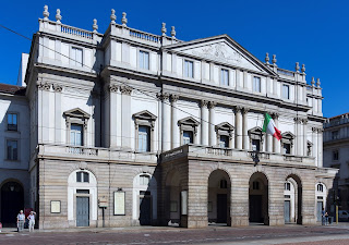 Teatro alla Scala is Italy's most prestigious opera house