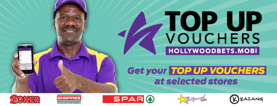 Holly Top Up Hollywoodbets Vouchers