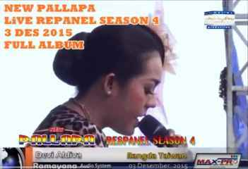 New Pallapa terbaru 2015 live Respanel Session 4 Full Album