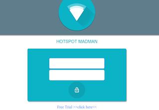 Setting Hotspot Mikrotik