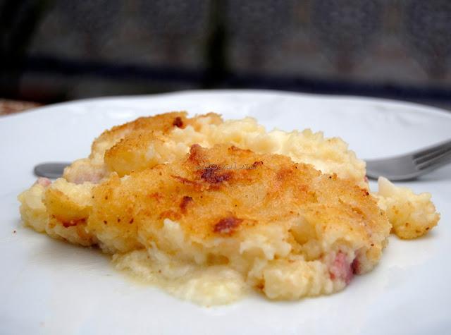 Pastel de Patata (Gateau di Patate)