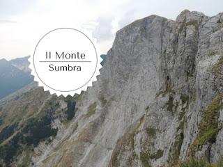 Ascesa del Monte Sumbra da Vianova