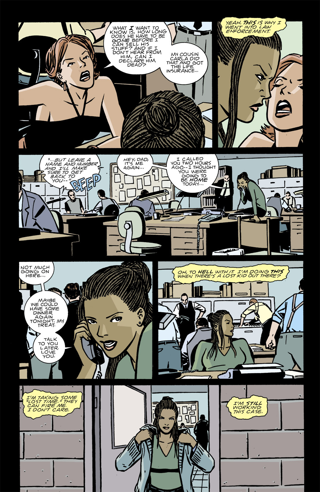 Detective Comics (1937) 769 Page 25