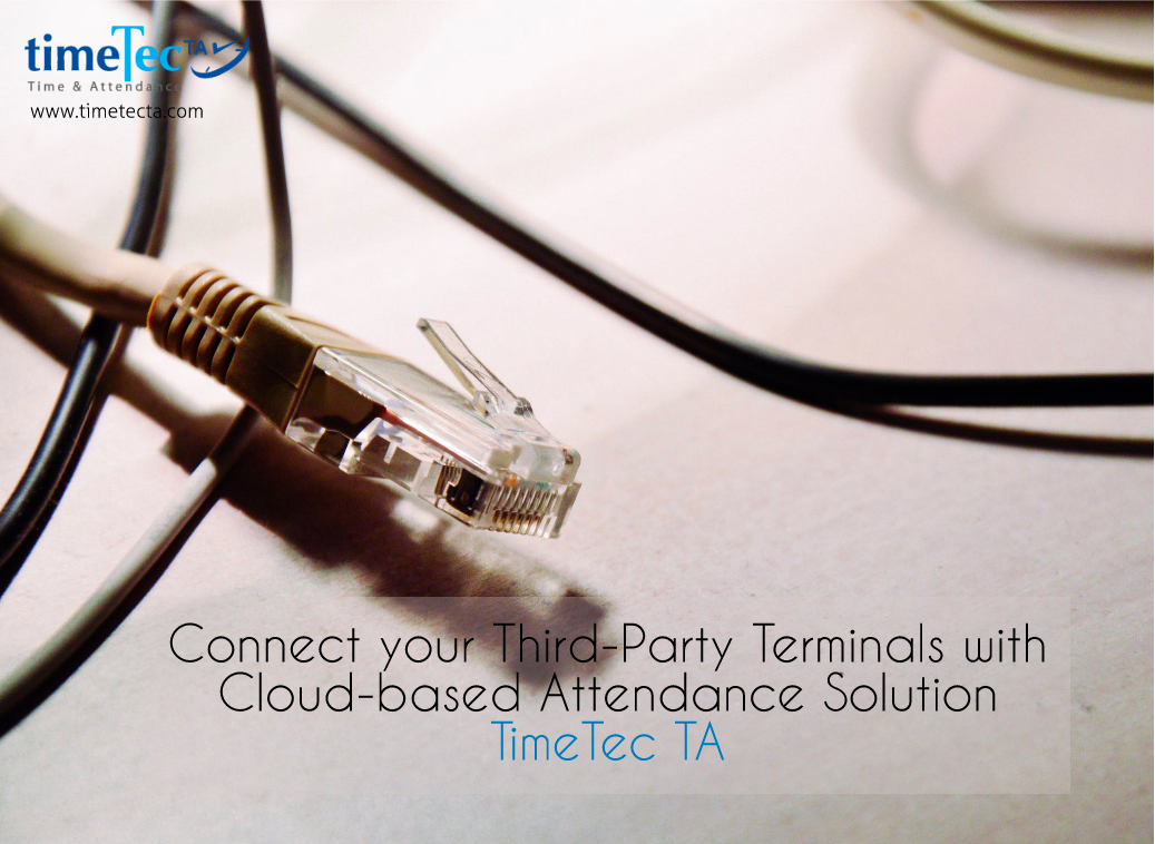 Connect your Third-Party Terminals with Cloud-based Attendance