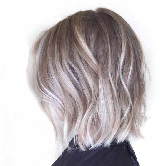 Platinum color Hair color trends for Fall Winter 2016-2017 on Fashion and Cookies beauty blog, beauty blogger