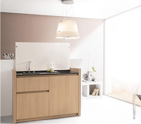 Portable Mini Kitchen: Compact Kitchens By Kitchoo