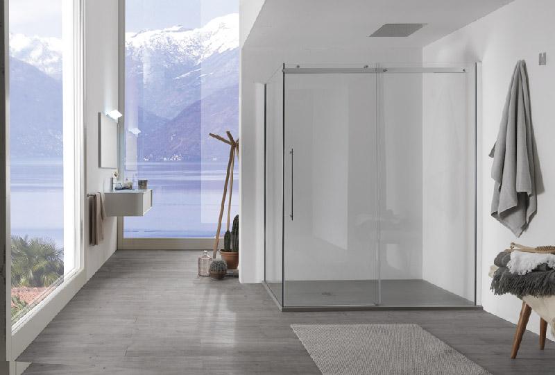 collezione OSCAR parete doccia AIR 2 by Inda