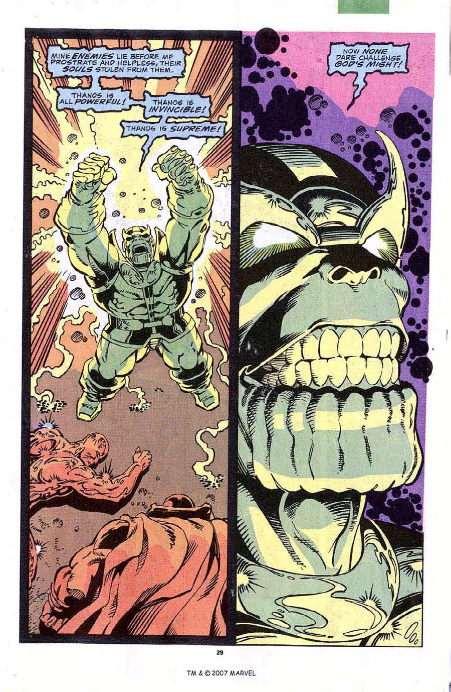 Read online Silver Surfer (1987) comic -  Issue #44 - 31