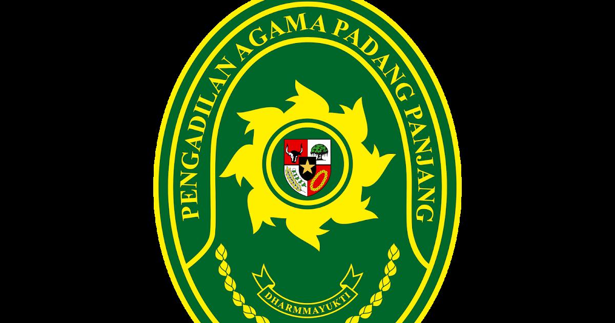 Logo Pengadilan Agama Padang Panjang Vector Cdr Png Hd Biologizone