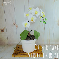 Orchid Cake Tutorial
