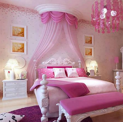 Gesign Princes Bedroom with marble tiles