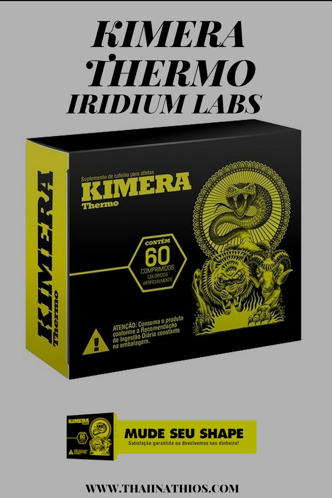 Kimera Thermo | Iridium Labs