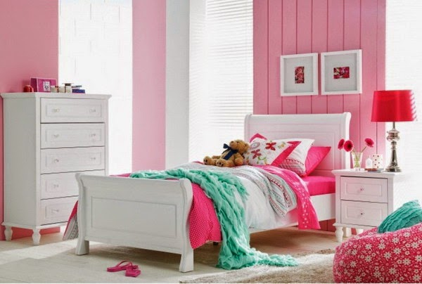 colorful bedroom ideas for girls
