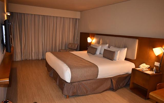 Blog Apaixonados por Viagens - Uruguai - Montevidéo - Hotel Dazzler by Wyndham