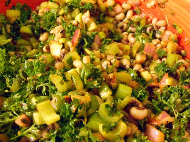 smitten kitchen carrot salad